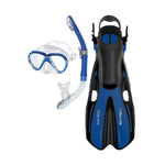 Mares Marlin Adult Snorkel Set