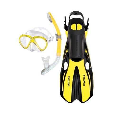 Mares Pirate/ Allegra Fin Junior Snorkel Set