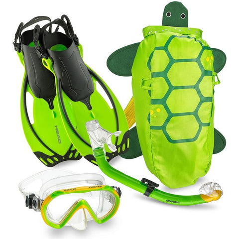 Head Sea Pals Kids Snorkeling Set