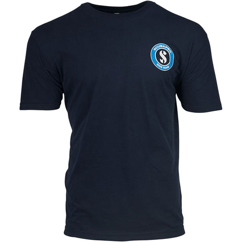 Scubapro Men's Diver T-Shirt Navy