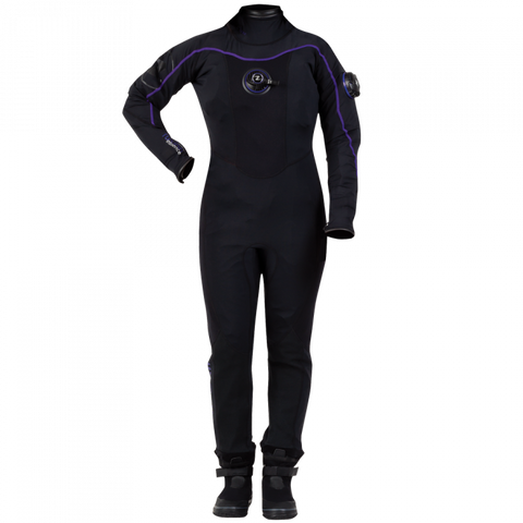 Aqua Lung Drysuit Fusion Essence Twilight