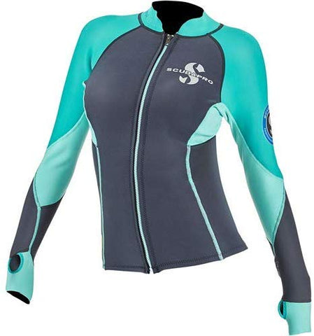 Scubapro Everflex 1.5mm Women's Long Sleeve Rashguard
