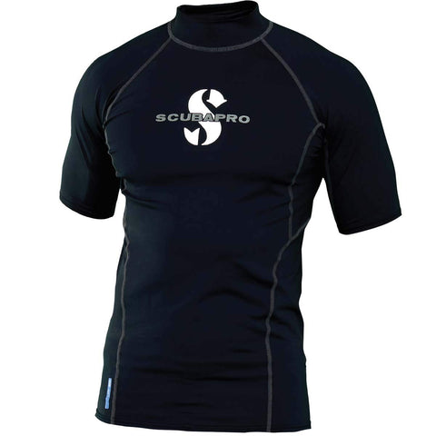 Scubapro Men's C-Flow Short Sleeve UPF 50