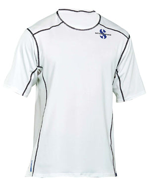 Scubapro Men's C-Flow Short Sleeve UPF 50, ScubaPro - New England Dive