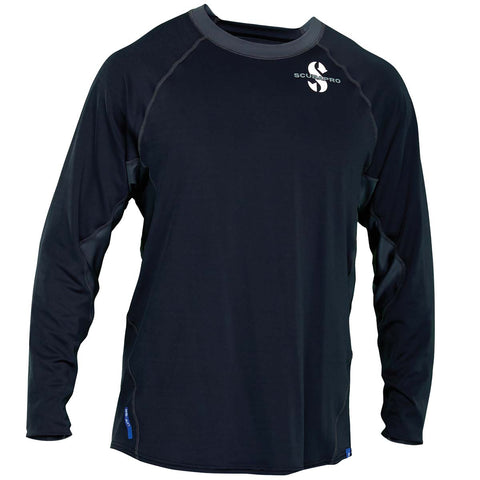 Scubapro Men's C-flow Long Sleeve Rash Guard UPF 50, ScubaPro - New England Dive