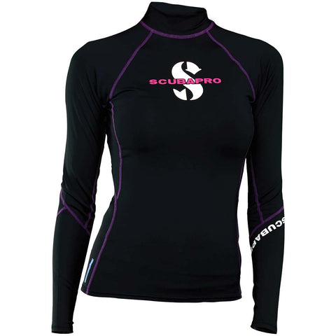 Scubapro Women's T-Flex Long Sleeve Rash Guard, ScubaPro - New England Dive