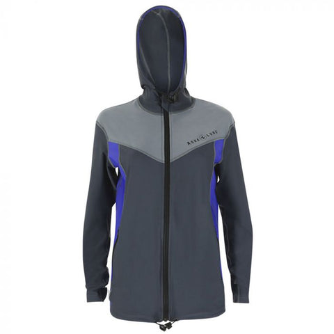 Aqua Lung Hooded Jacket Womens