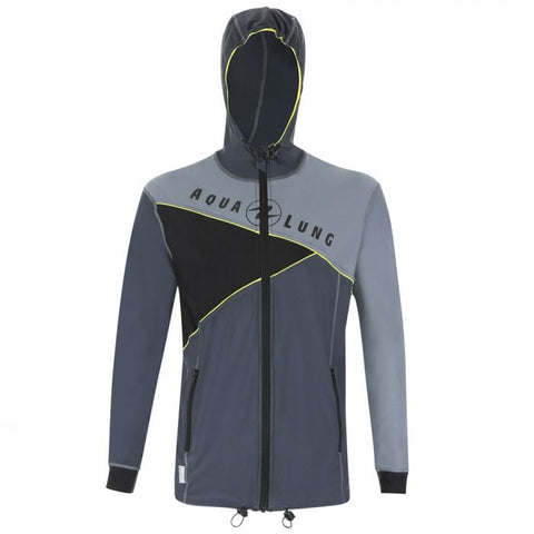 Aqua Lung Hooded Jacket Mens
