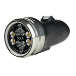 Light and Motion SOLA Video 2500 S-F FC Black US-UK-EU-AUS, Light and Motion - New England Dive