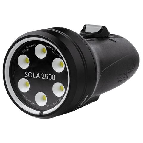Light and Motion SOLA Video 2500 F US
