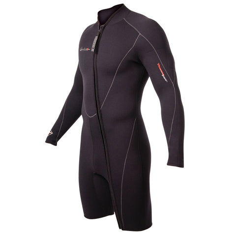 Henderson 5MM Thermoprene Long Sleeve Shorty, Henderson - New England Dive