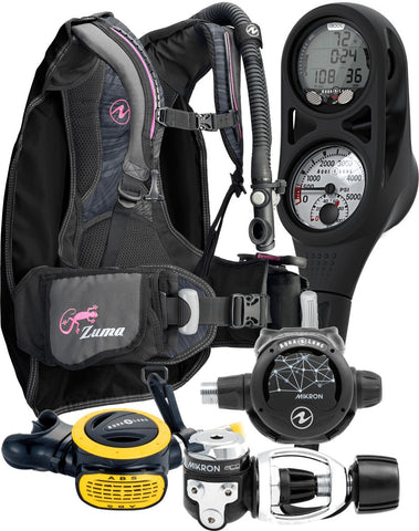 Aqua Lung Travel Life Support Package, Aqua Lung - New England Dive