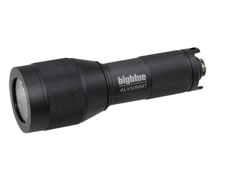 BigBlue 450 lumen narrow beam light