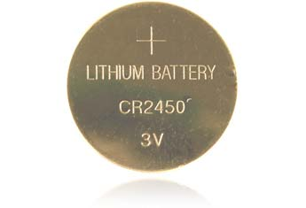 Trident CR2450 LITHIUM BATTERY