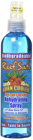 Trident REEF SAFE BURN COOLER 8OZ REHYDRATING GEL, Trident - New England Dive
