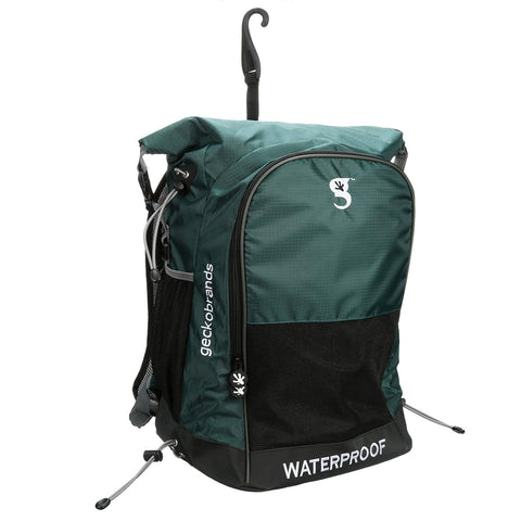 Gecko Waterproof Sport Series All Sports Backpack, Gecko - New England Dive