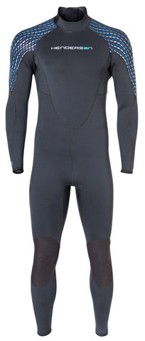 Henderson 3mm Greenprene Full Suit Men's, Henderson - New England Dive