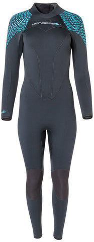 Henderson 3mm Greenprene Full Suit Women's, Henderson - New England Dive