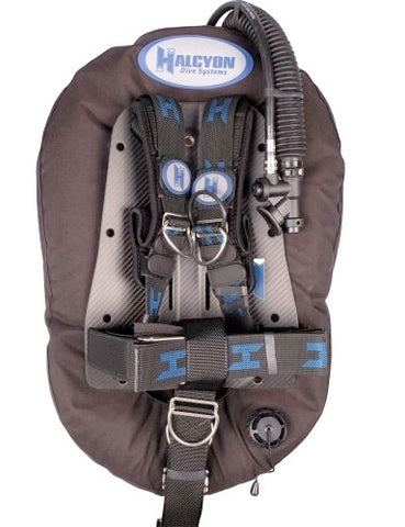 Halcyon Adventurer plus harness system, Halcyon - New England Dive