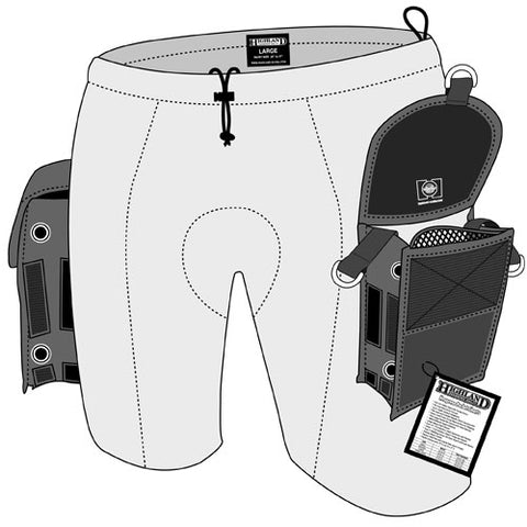 XS Scuba Highland Neoprene Shorts