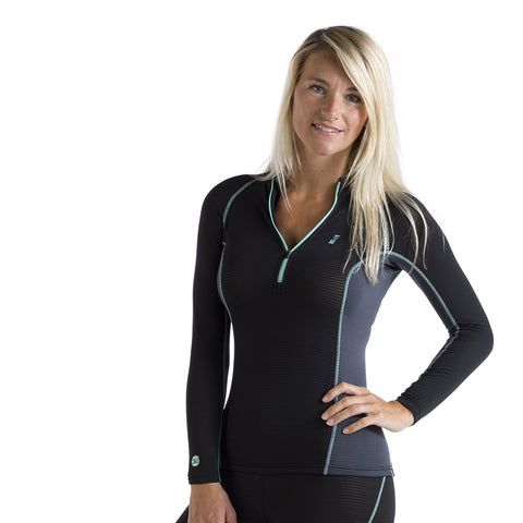 Fourth Element J2 Top Women's, Fourth Element - New England Dive