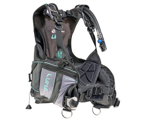 Sherwood Luna Ladies Buoyancy Compensator, Sherwood - New England Dive