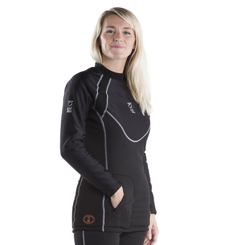 Fourth Element Arctic Expedition Top Women's, Fourth Element - New England Dive