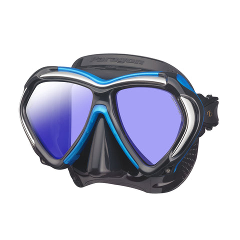 TUSA M2001SQB Paragon Scuba Diving Mask, Tusa - New England Dive