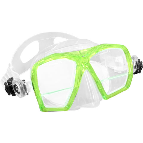 XS Scuba Gauge Reader Mask, XS Scuba - New England Dive