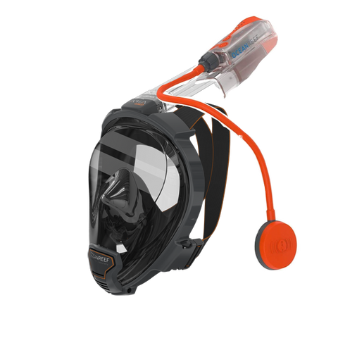 Ocean Reef Snorkel Talkie and  ARIA QR+, Ocean Reef - New England Dive