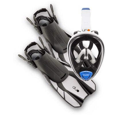Ocean Reef Uno and Duo Snorkeling Set