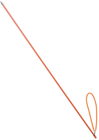 Trident 5 FT. POLESPEAR WITH 6 MM END ORANGE