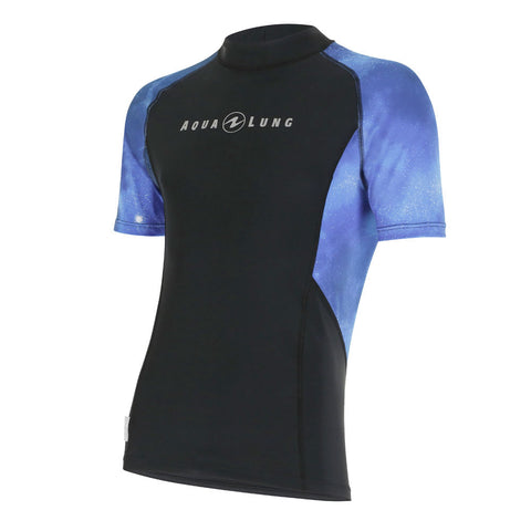 Aqua Lung Men's Short Sleeve Rashguard