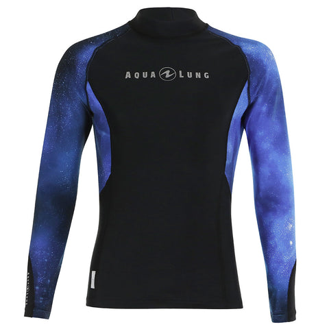 Aqua Lung Women's Rash Guard Long Sleeve, New England Dive - New England Dive