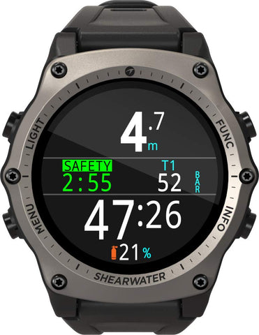 Shearwater Teric Watch Computer