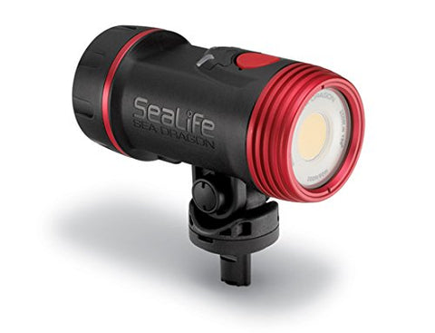 Sealife Sea Dragon 2500F Dive Light (Head only)