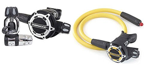 Sherwood SR2 NEW SRB2000 Scuba Diving Dive Regulator w/ SR2 Octo Yoke