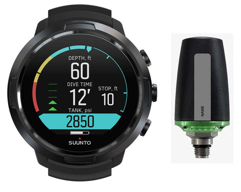 Suunto D5 Watch With Transmitter