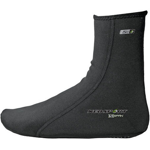 NeoSport 5mm XSpan Sock, Henderson - New England Dive