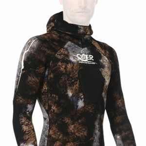 Omersub Sporasub MIX3D BIFO JACKET 5mm, OMER - New England Dive