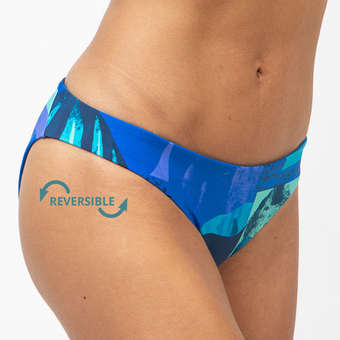 Fourth Element TIGER BIKINI BOTTOM BLUE, Fourth Element - New England Dive