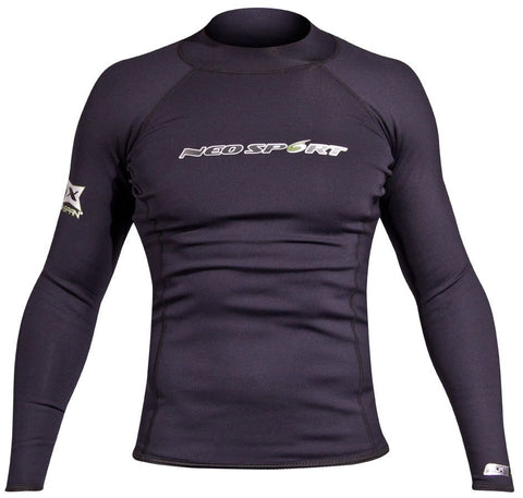NeoSport 1.5mm Long Sleeve XSpan Top, Henderson - New England Dive