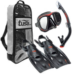 TUSA Sport Adult Powerview Travel Set