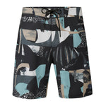 Fourth Element MENS ZAMBEZI BOARD SHORTS SLATE PATTERN, Fourth Element - New England Dive