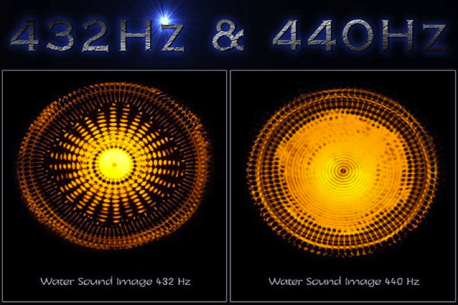 440 Hz Music –– The Hidden Power of Universal Vibration and