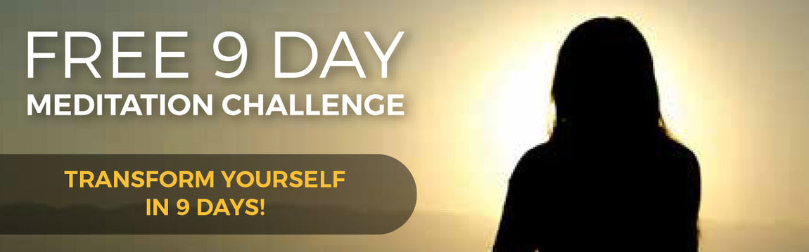 INNER RICHES MEDITATION CHALLENGE