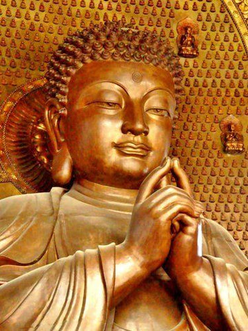 The 9 Mudras That Buddha Does With His Hands and Their