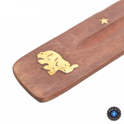 "10"" Wooden Incense Holder for Incense Sticks Incense Holder"