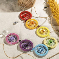 7 Chakra Dream Catcher Dreamcatchers