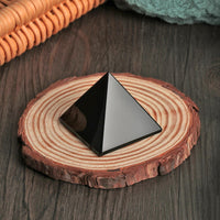 Reiki Charged Crystal Stone Pyramids